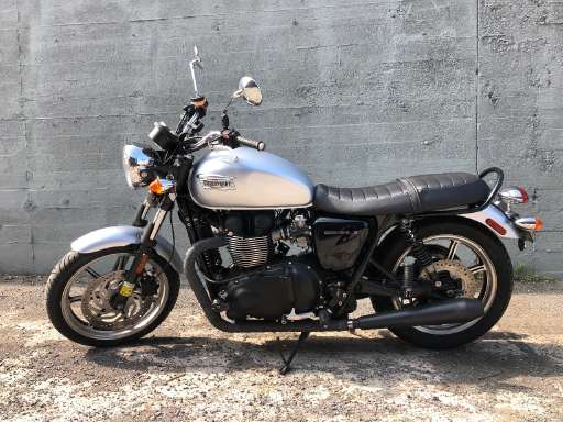 28 2014 Triumph Bonneville Motorcycles For Sale Cycle Trader