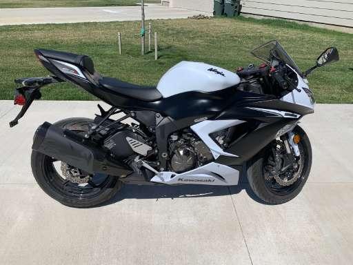 1273 Kawasaki Ninja Zx 6r Motorcycles For Sale Cycle Trader