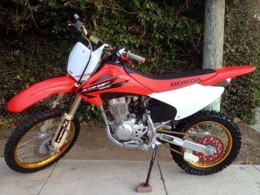 2006 honda crf 150f