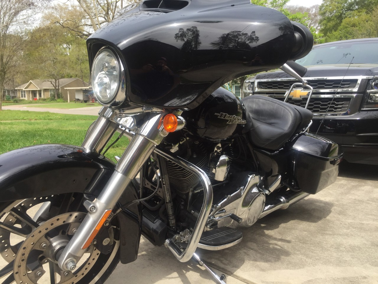 Houston, TX - Used S For Sale - S Motorcycle,Trailers