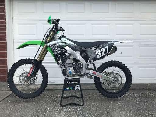 2014 KX250F 250F For Sale - Kawasaki Motorcycles - Cycle Trader