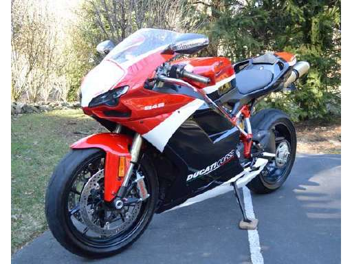 Brilliant 2012 Superbike 848 Evo Corse For Sale Ducati Motorcycles Pabps2019 Chair Design Images Pabps2019Com