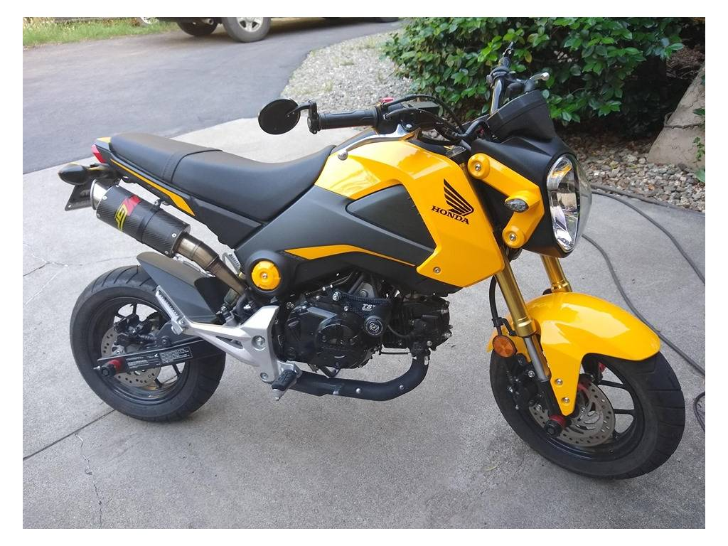2015 Honda Grom >> 2015 Honda Grom Chico Ca Cycletrader Com
