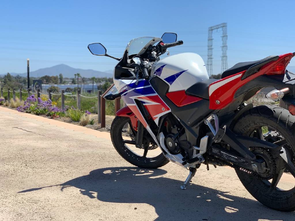 Honda National City >> 2015 Honda Cbr 300r Abs National City Ca Cycletrader Com