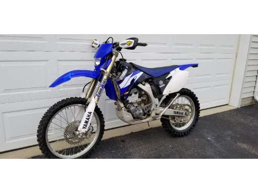 Brilliant Ohio Used Wr250F For Sale Yamaha Motorcycles Cycle Trader Short Links Chair Design For Home Short Linksinfo