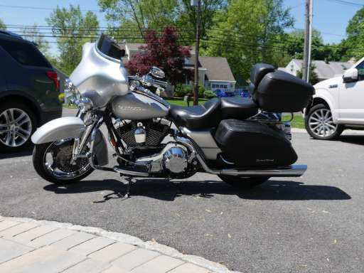 New Jersey - Road King Custom For Sale - California Sidecar