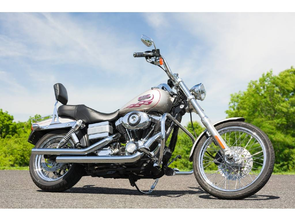2007 Harley-Davidson Dyna Wide Glide For Sale in Zieglerville, PA - Cycle  Trader