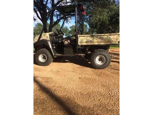 Mule 610 4x4 For Sale - Kawasaki ATVs - ATV Trader