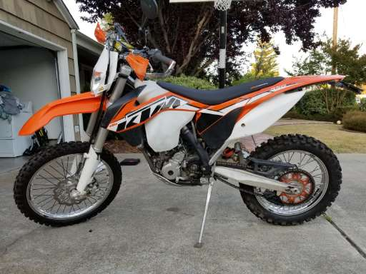 Used 250-EXC-F For Sale - Ktm Motorcycles - Cycle Trader