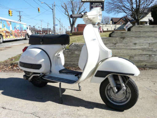 Cleveland, OH - Px For Sale - Vespa Motorcycle,528553,1049211046
