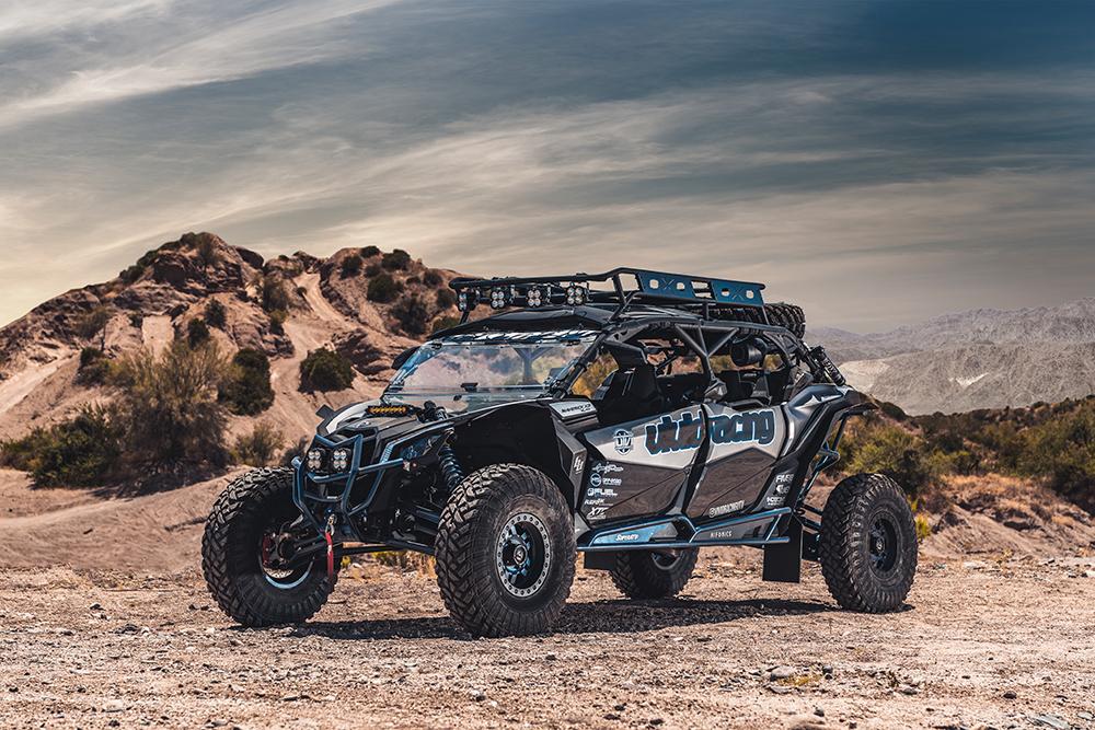 Maverick X3  2017 /& up   Door Latch Handle Pair Billet Aluminum  Alba Racing