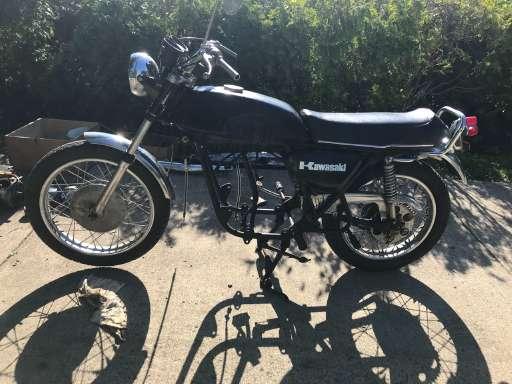 H1 Mach Iii 500 For Sale - Kawasaki Motorcycles - Cycle Trader