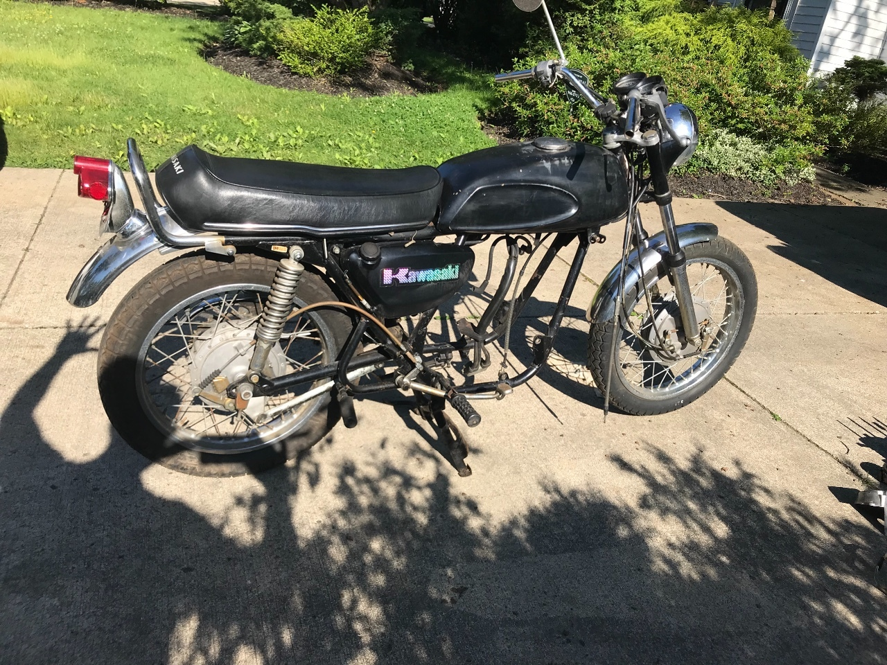 H1 For Sale - Kawasaki Dirt Bike Motorcycles - Cycle Trader