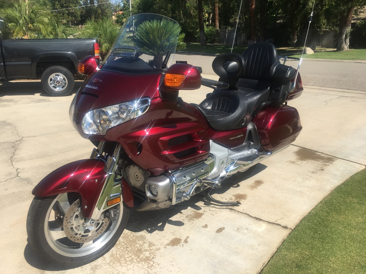 Gold Wing 1800 Abs For Sale - Honda Motorcycle,ATV Four ... Hannigan Side For Car Wiring Diagram on
