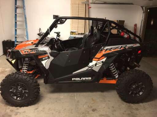 2018 Rzr Xp Turbo For Sale - Polaris ATVs - ATV Trader