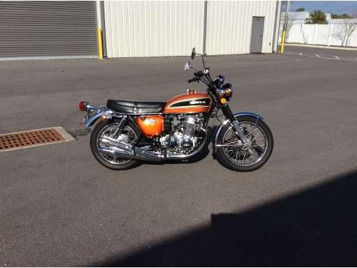 Florida - Cb 750 For Sale - Honda Motorcycle,Trailers