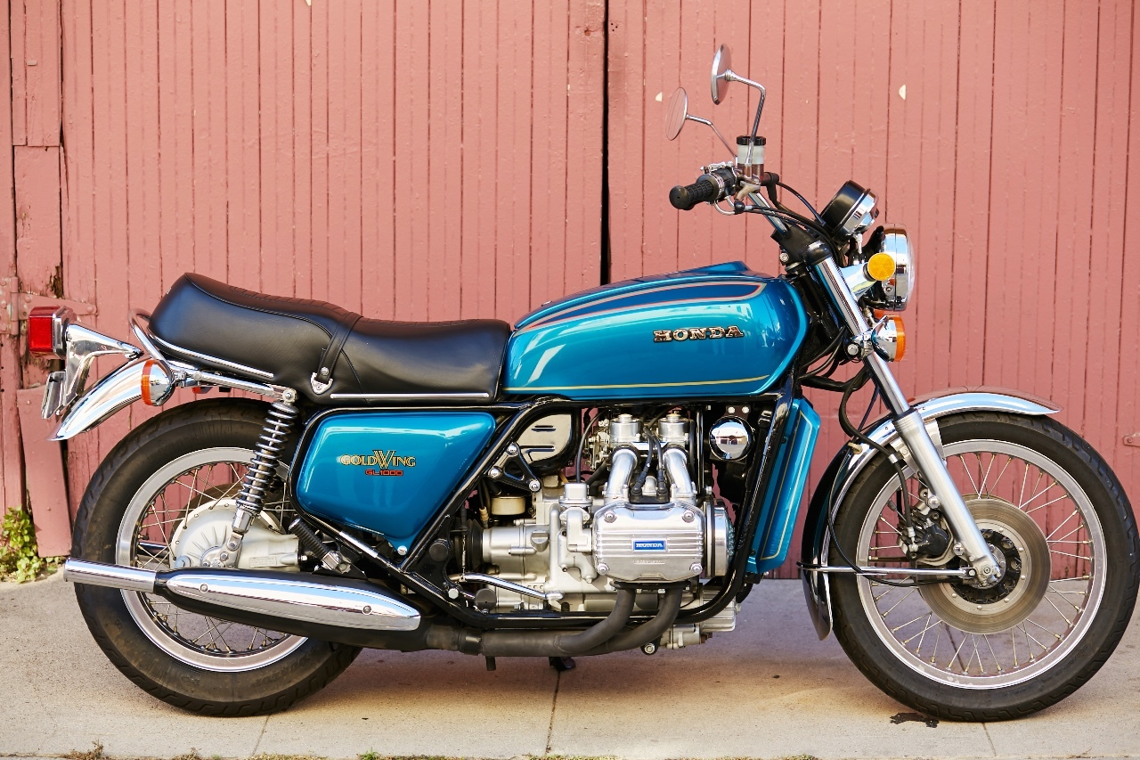 Honda Goldwing Gl 1000 On 1976 Gl1000 Honda Goldwing Wiring