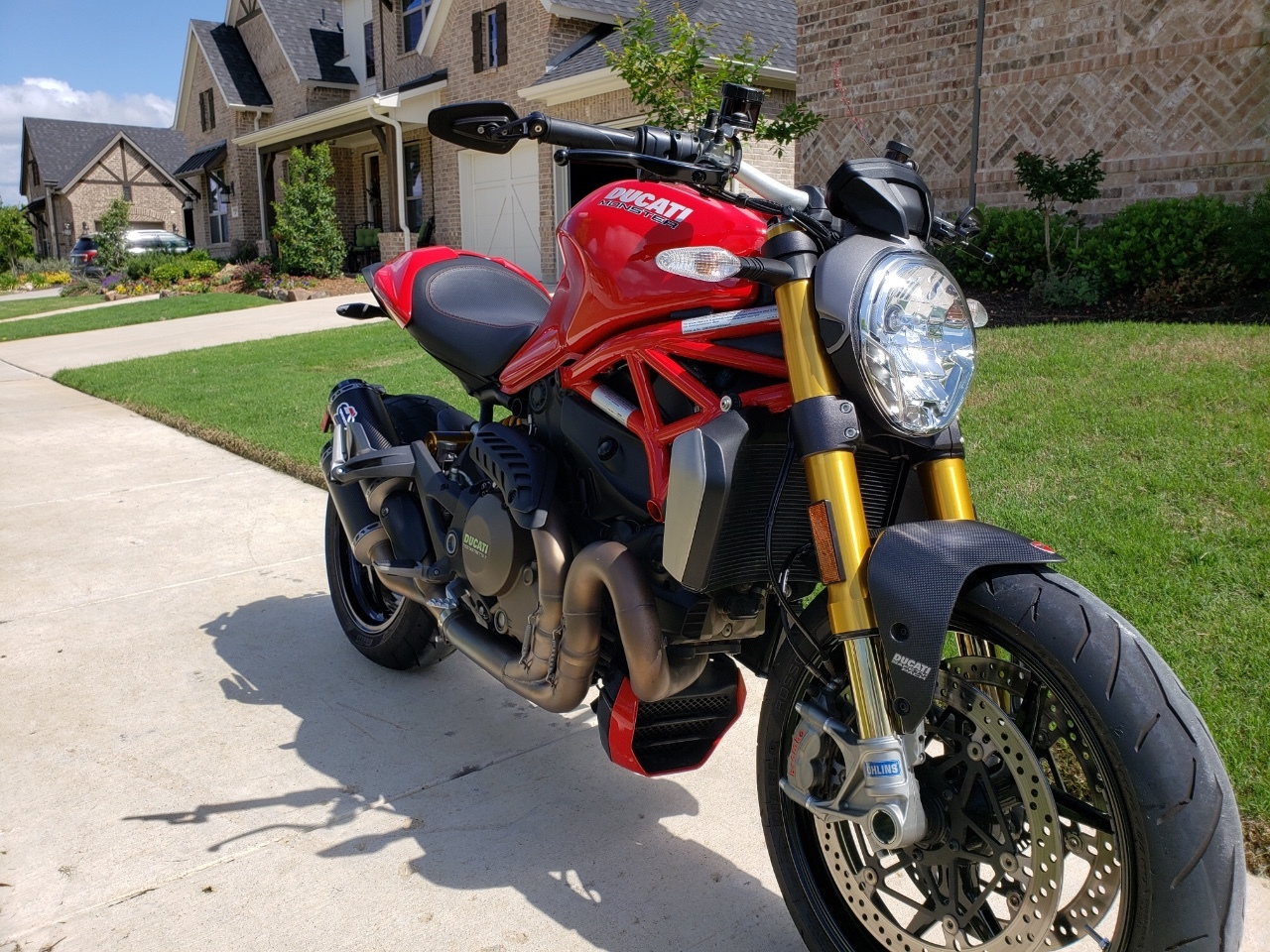 Texas - Used Ducati For Sale - Ducati Motorcycle,Trailers
