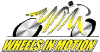 Wheels in Motion Logo