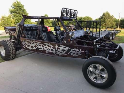 Sand Viper 800CC For Sale - Joyner Dune Buggy   ATVs - ATV