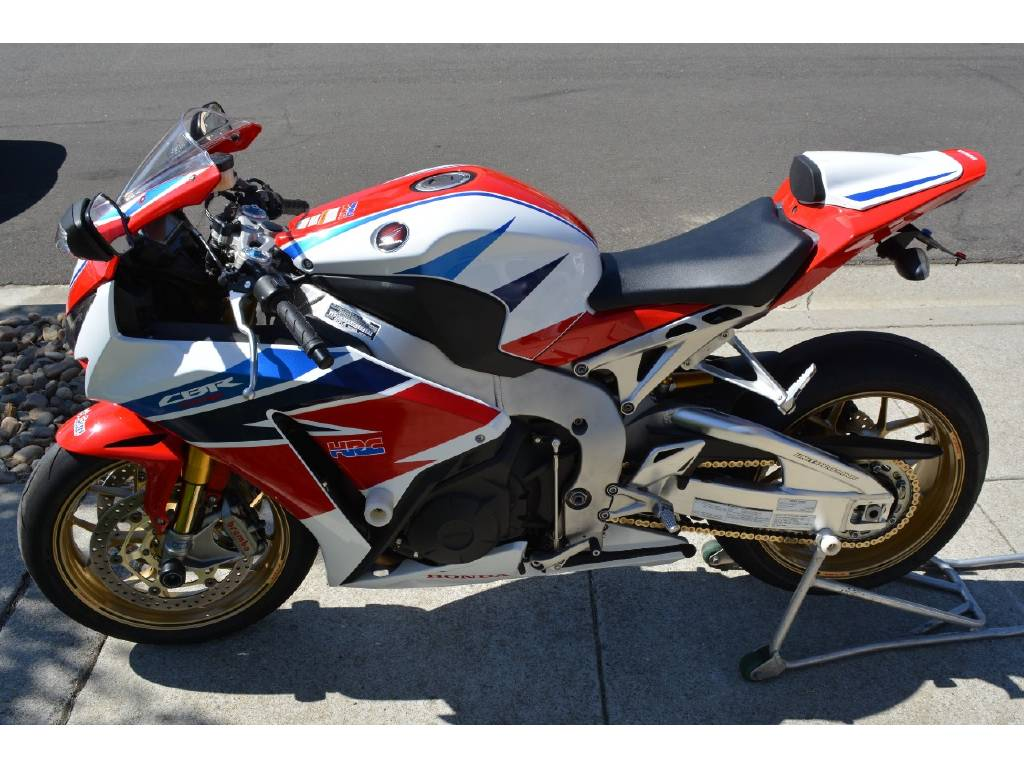 2014 Honda CBR 1000RR SP, Castro Valley CA - - Cycletrader com