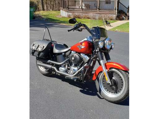 Fat Boy Lo For Sale - Frankenstein Trike Kit Motorcycles
