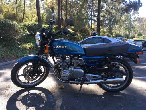 California - GS 650 For Sale - Suzuki Motorcycles - Cycle Trader