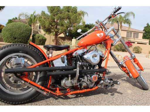 Chopper For Sale - Custom Motorcycles - Cycle Trader