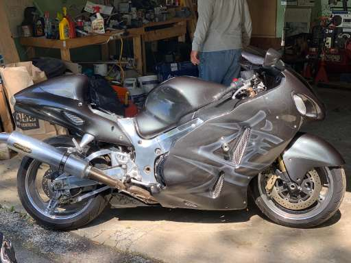 2005 Hayabusa Turbo Kit For Sale - Suzuki Motorcycles - Cycle Trader