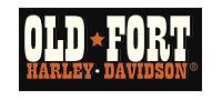 Old Fort Harley-Davidson Logo