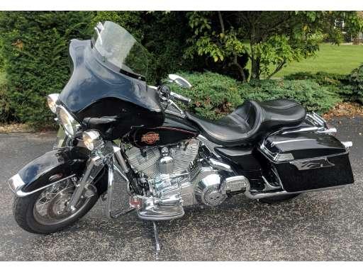 011fe4d7494 2001 Harley-Davidson ELECTRA GLIDE STANDARD in Mount Pleasant, PA