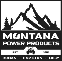 Montana Power Products Logo