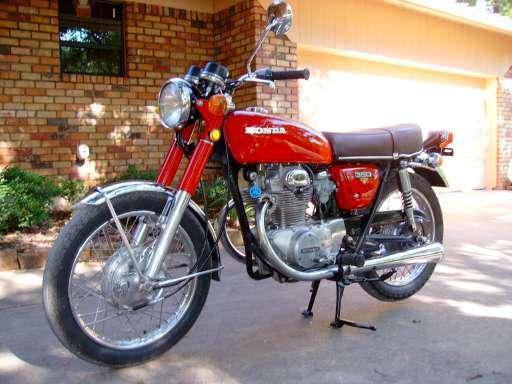 1971 CL350 Scrambler For Sale - Honda Motorcycles - Cycle Trader