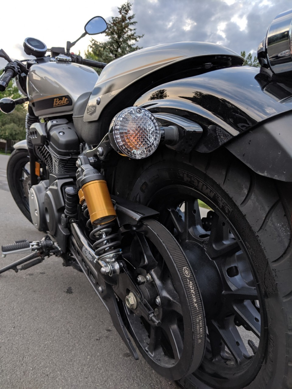 2015 Yamaha BOLT C-SPEC, Parker CO - - Cycletrader com
