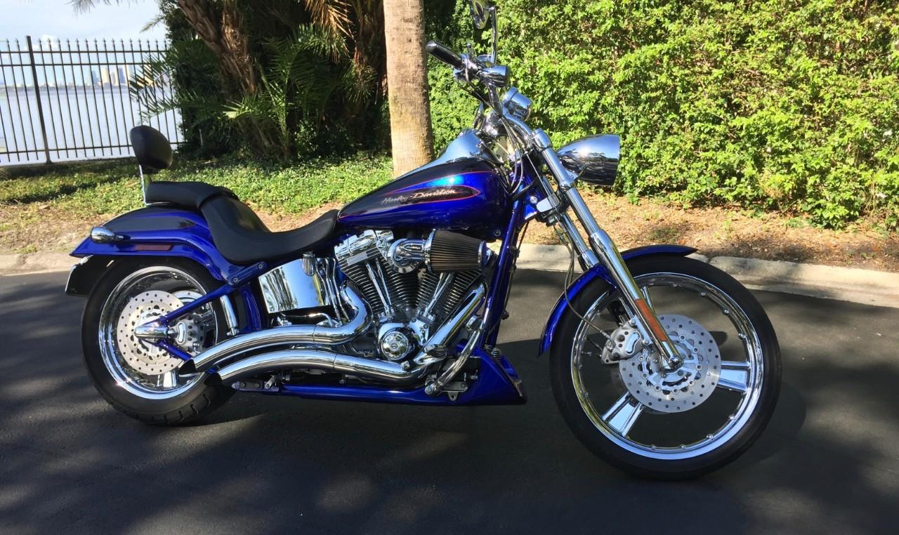 Harley-Davidson For Sale - Harley-Davidson Custom Motorcycle