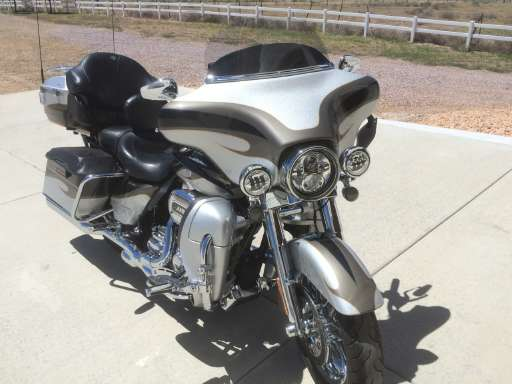 Arizona - Electra Glide Cvo Ultra Classic For Sale - Harley