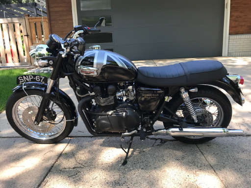 2006 Bonneville T100 For Sale - Triumph Motorcycles - Cycle Trader