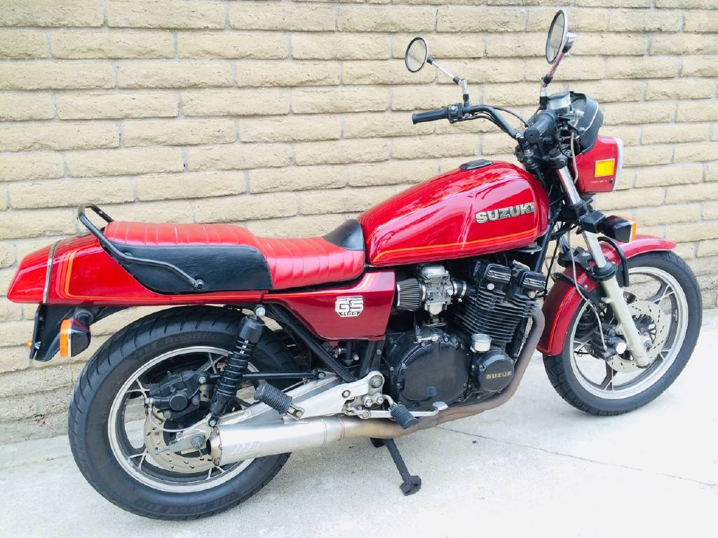 1980 Suzuki GS 1100, Huntington Beach CA - - Cycletrader com