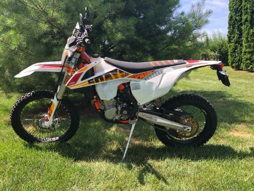 Used 450 Exc-F Six Days For Sale - Ktm Dual Sport Motorcycles