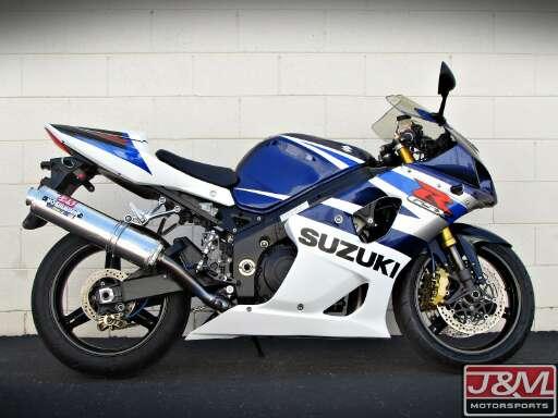 2004 Gsxr 1000 For Sale - Suzuki Motorcycles - Cycle Trader