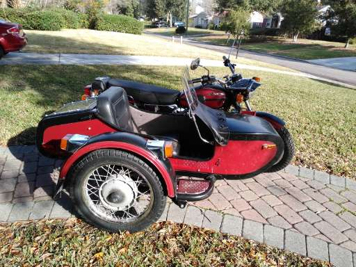 Troyka For Sale - Ural Trike Motorcycles - Cycle Trader