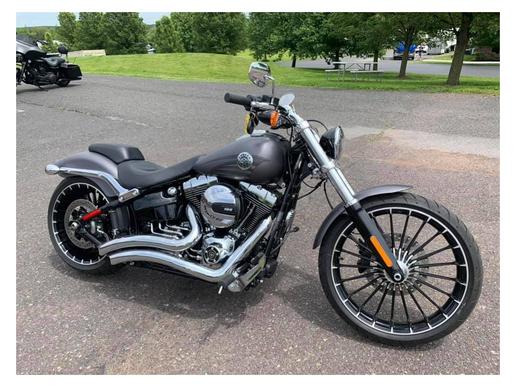 2017 Harley-Davidson Softail Break Out For Sale in Zieglerville, PA - Cycle  Trader