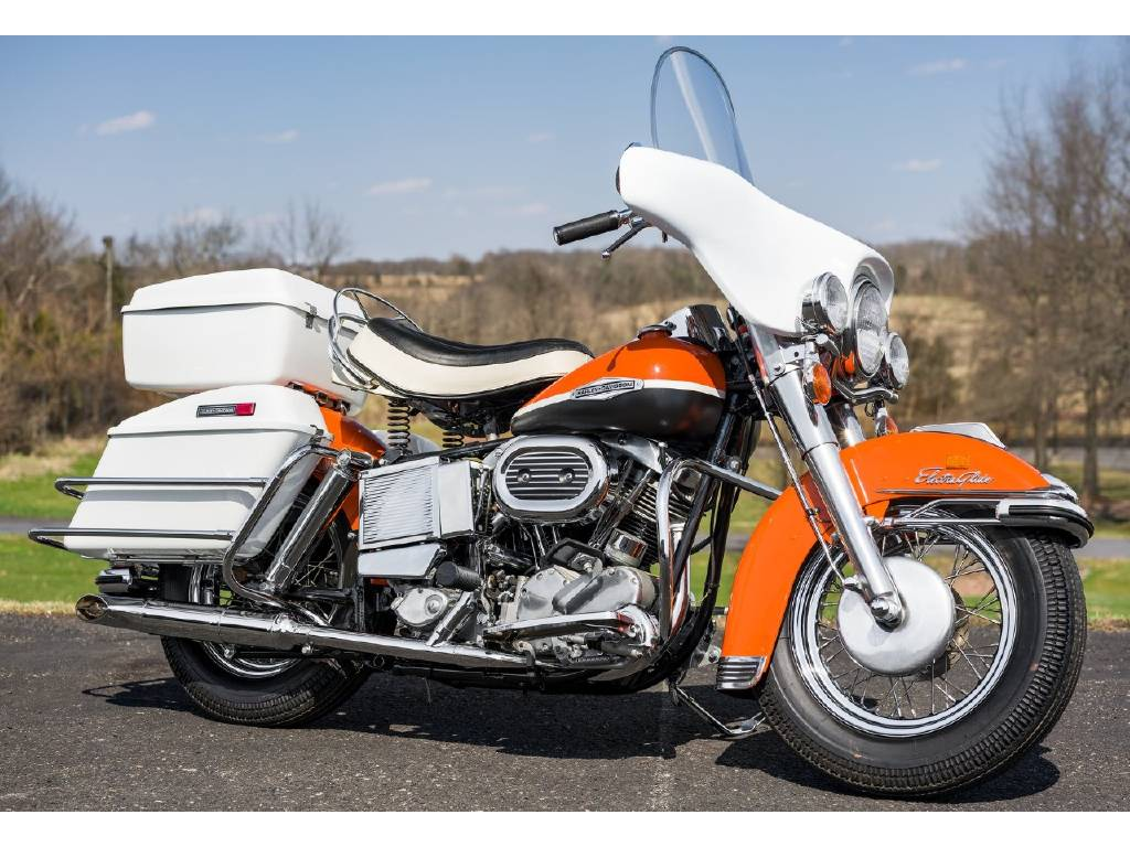 1969 Harley-Davidson Electra Glide Shovelhead For Sale in Zieglerville, PA  - Cycle Trader