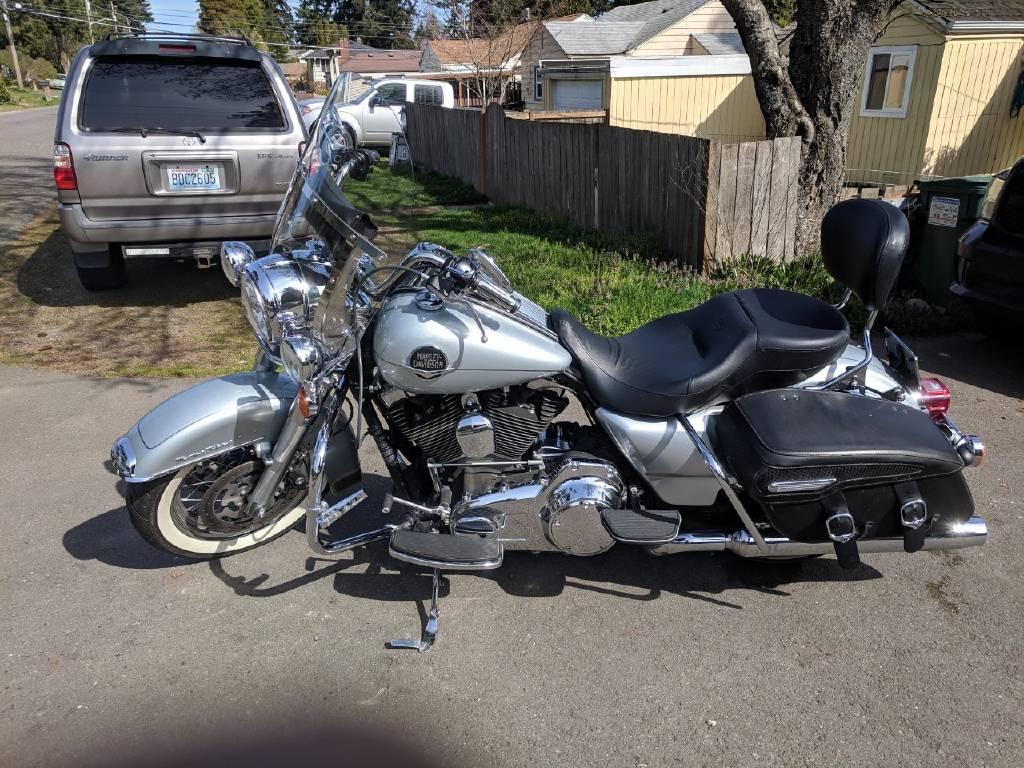 Harley Davidson Seattle >> 2010 Harley Davidson Road King Seattle Wa Cycletrader Com