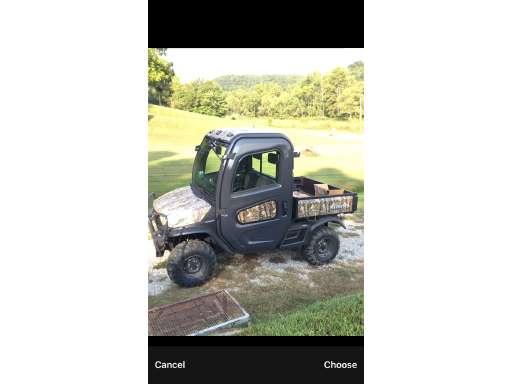 Rtv X1100C For Sale Kubota Body Parts ATVs ATV Trader