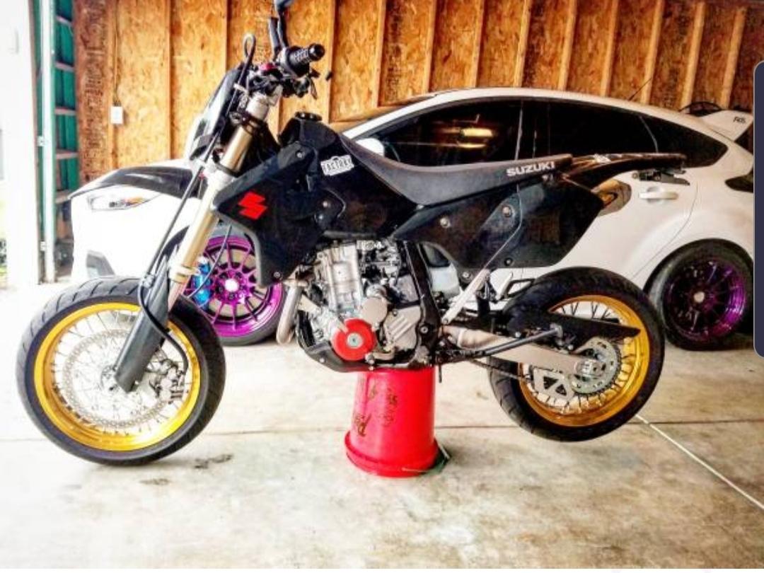 Ohio - Dr-Z 400SM For Sale - Suzuki Motorcycle,ATV Four Wheeler,Side