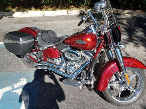 Softail Cvo Convertible For Sale - Harley-Davidson Motorcycles