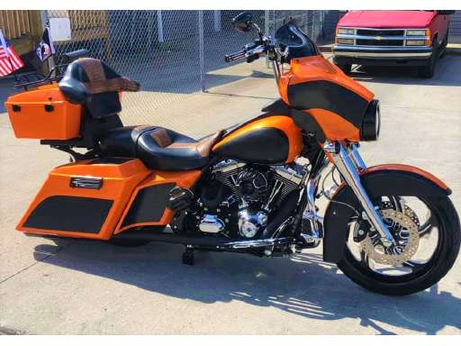 Street Glide For Sale - Harley-Davidson Custom Motorcycles