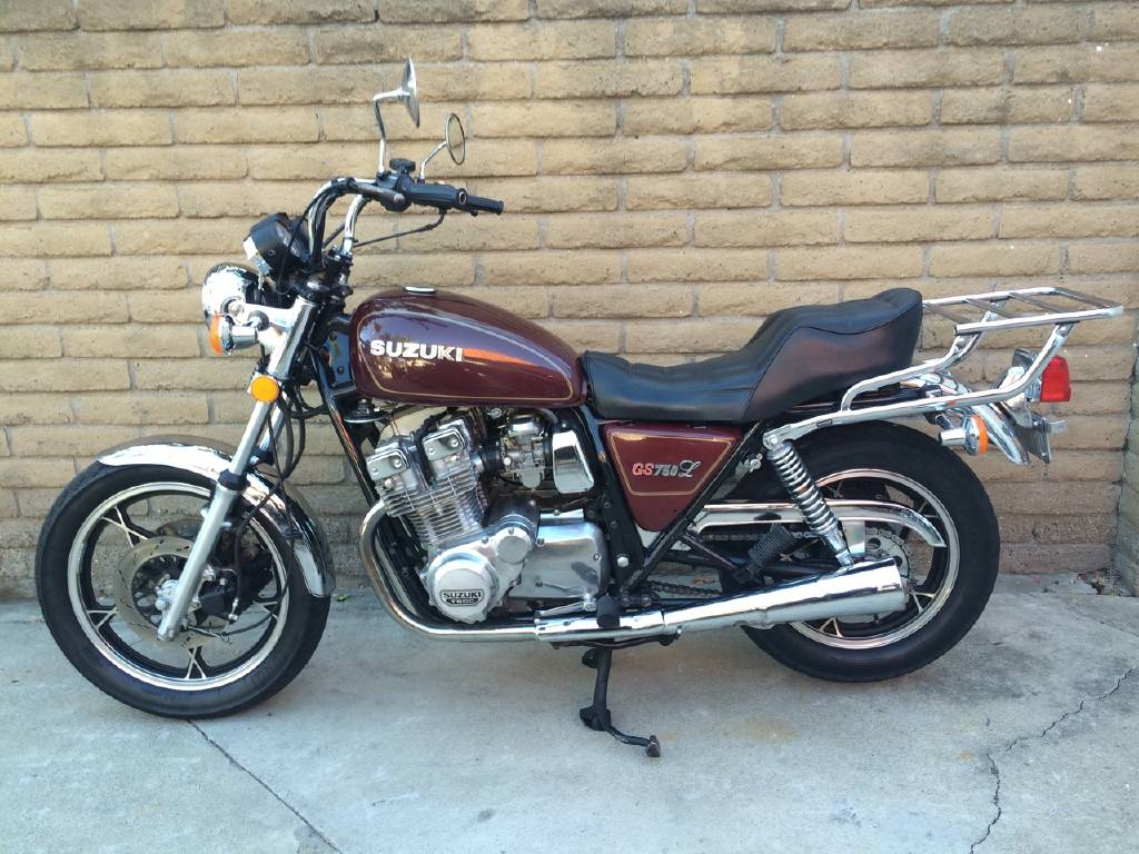 1981 Suzuki GS 750, Huntington Beach CA - - Cycletrader com