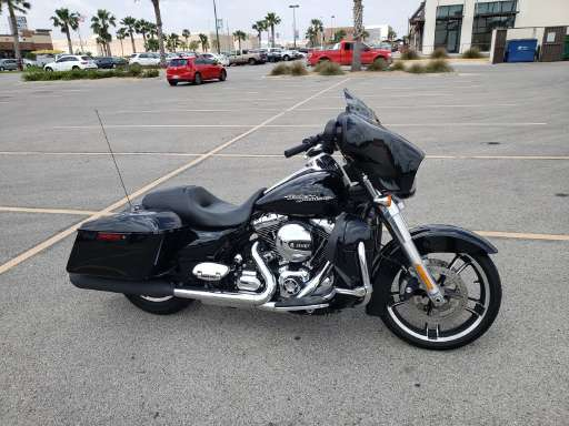 Texas - Street Glide For Sale - Harley-Davidson Cruiser Motorcycles